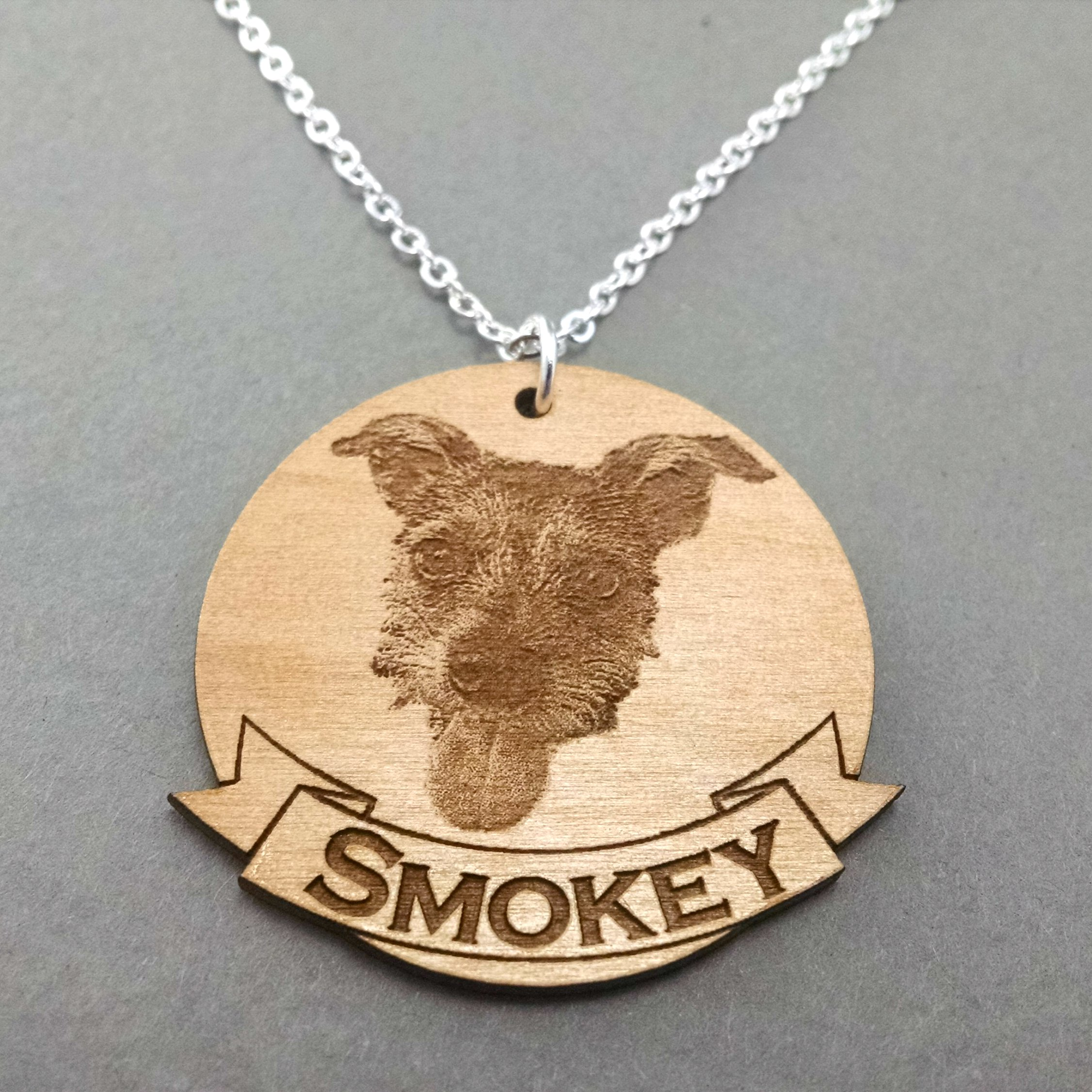 Custom Pet Necklace - Smokey.jpg