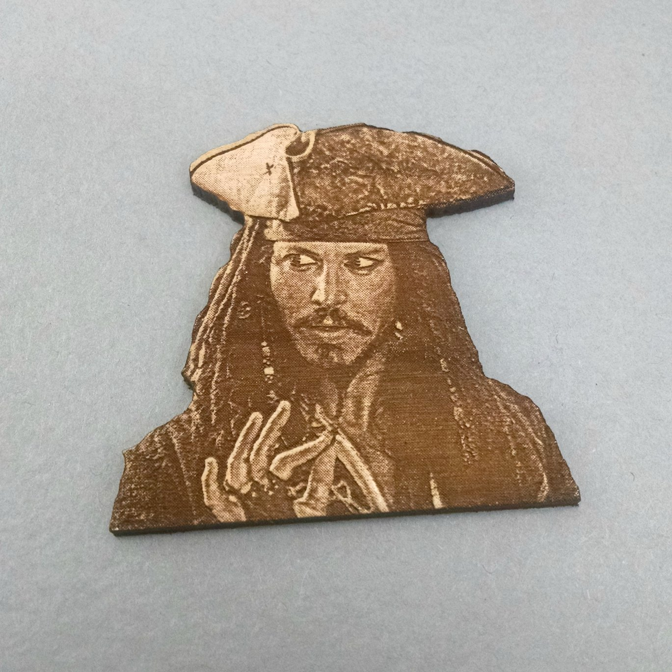 Custom Photo Magnet - Jack Sparrow.jpg