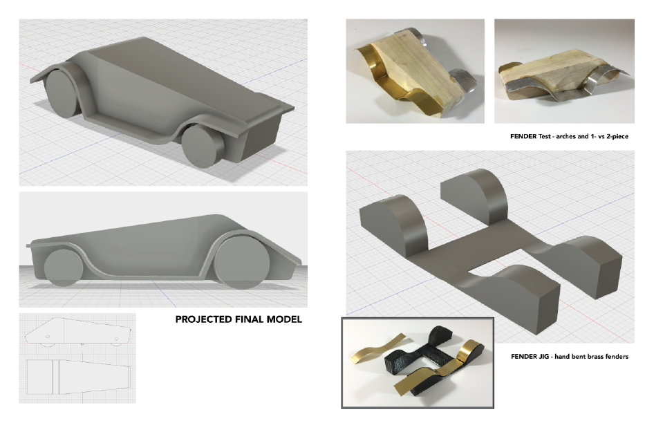 Finalizing design