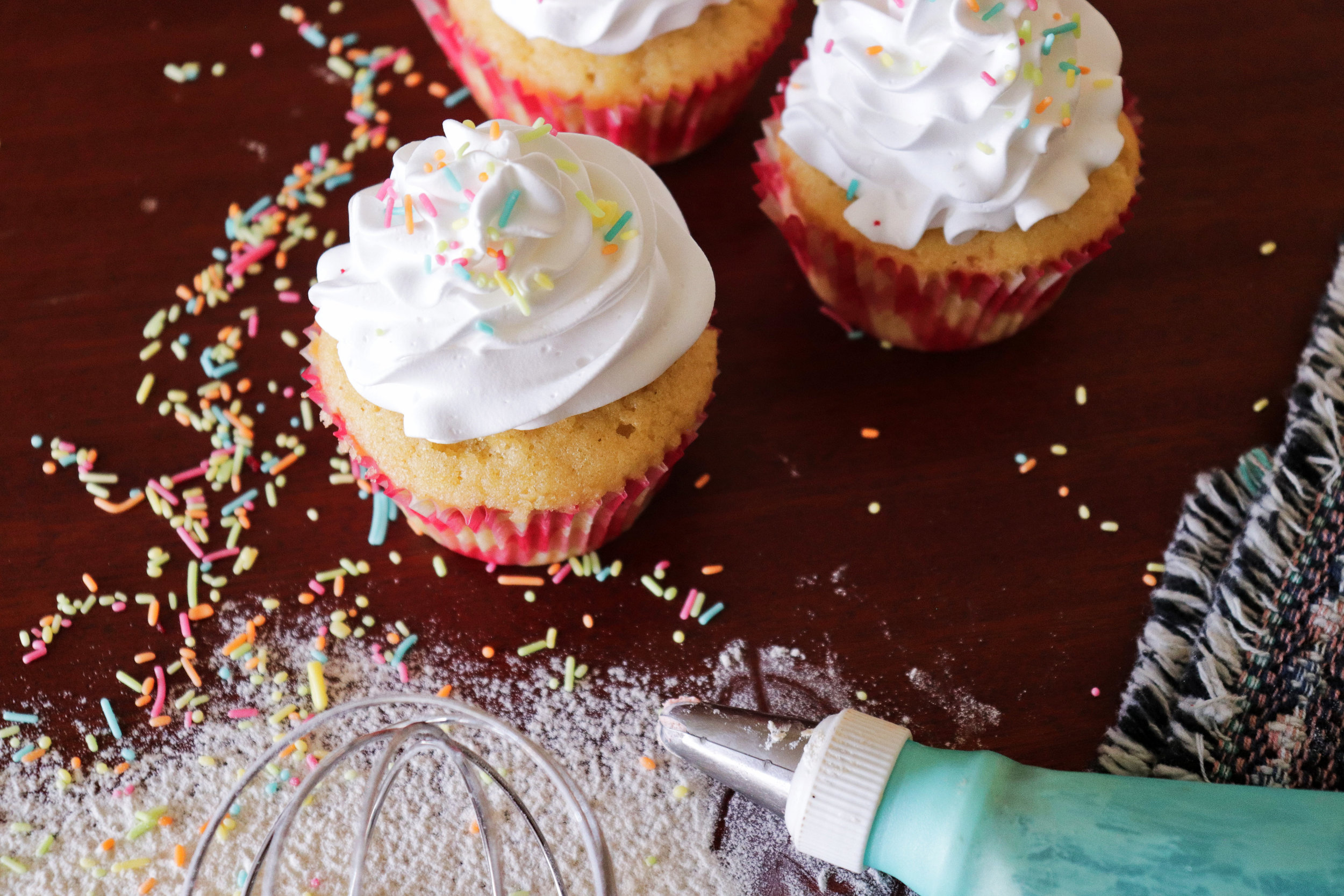Cupcake Party! - Our decorating parties are a perfect way to spend your childs special day.