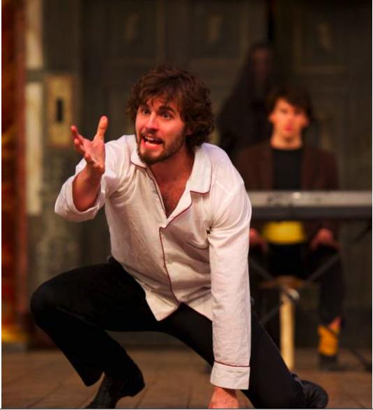 Twelfth Night, Shakespeare's Globe, London, UK. (Photo: Manuel Harlan)