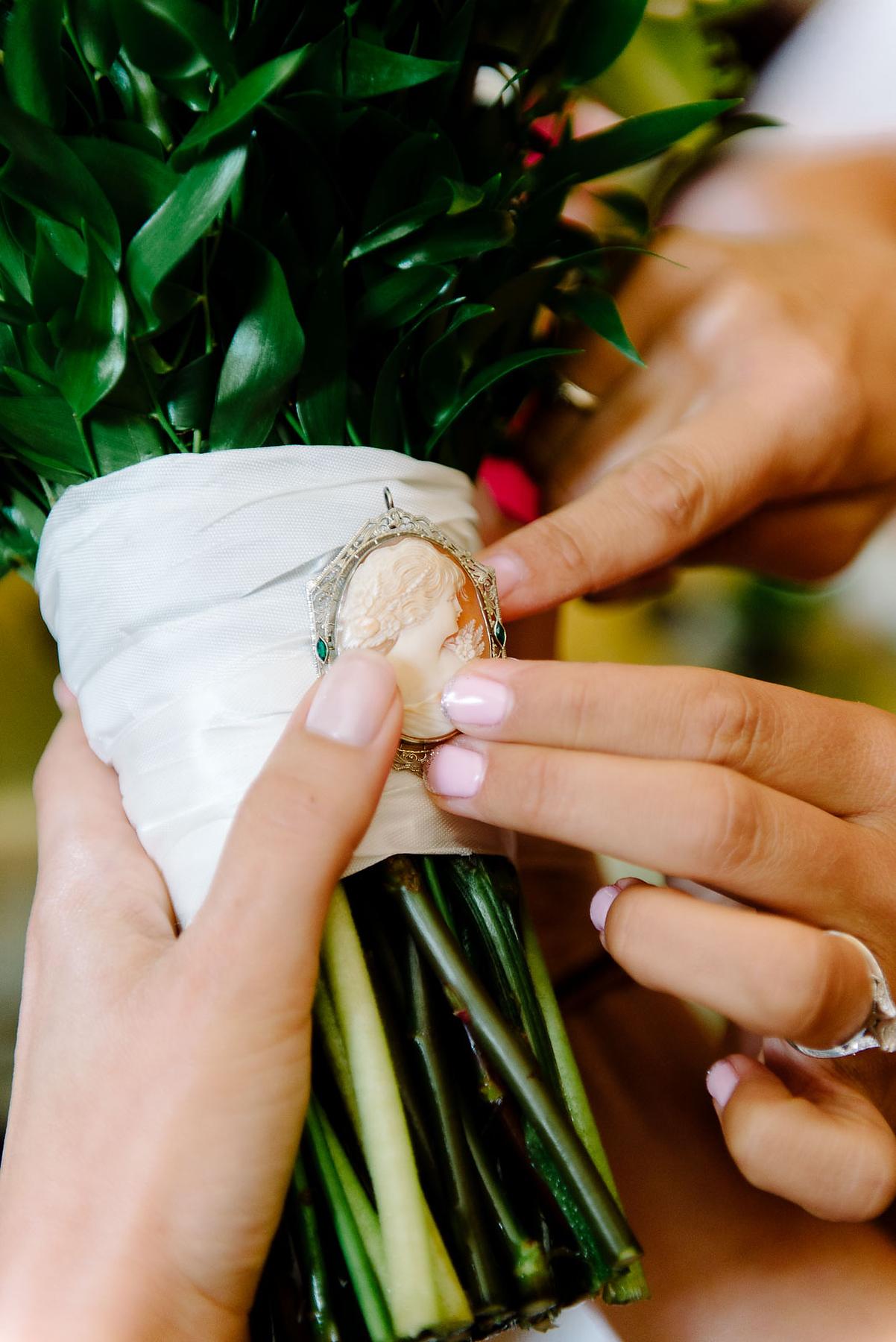 belmont country club wedding photos