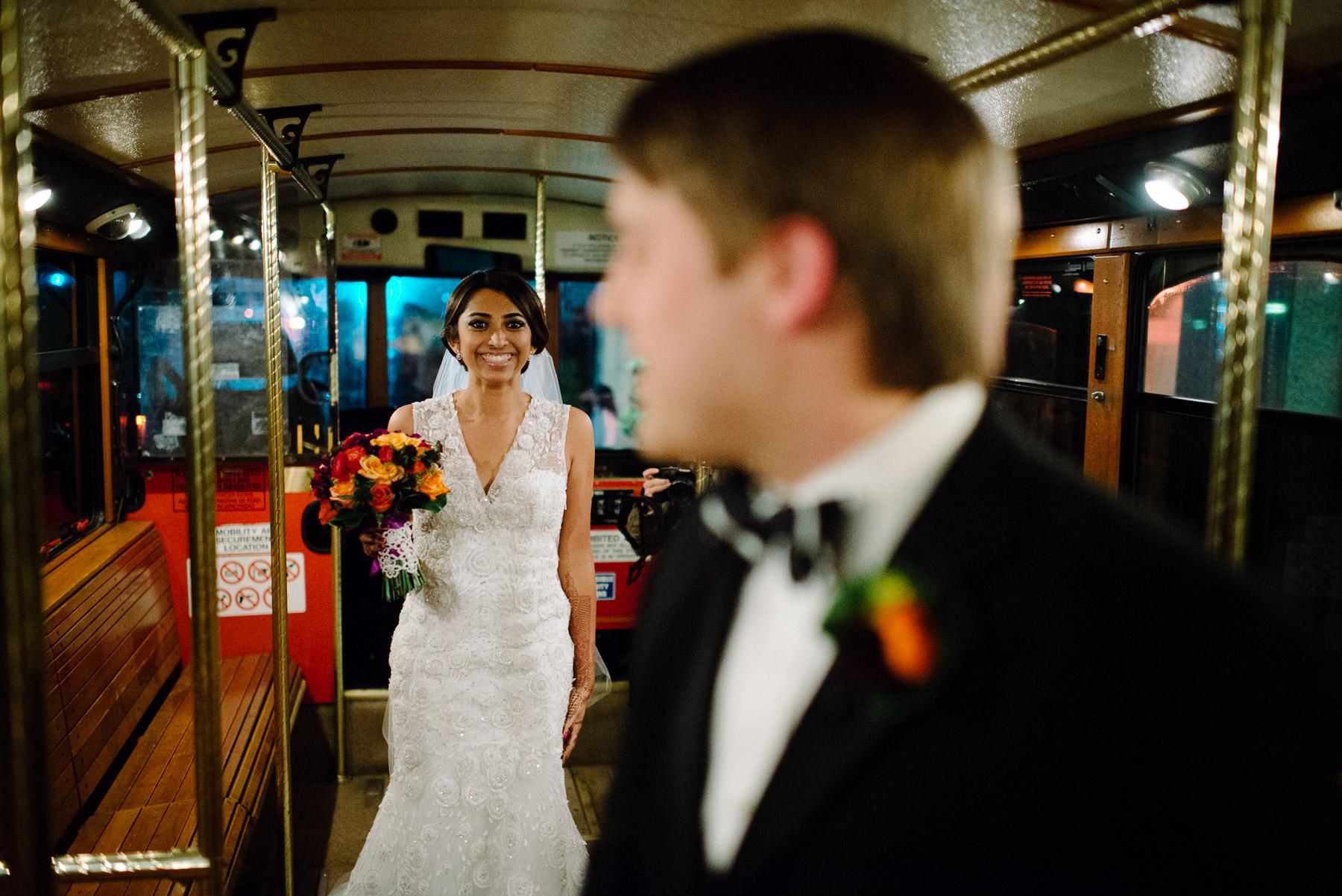 constitution center and hyatt penns landing wedding photos