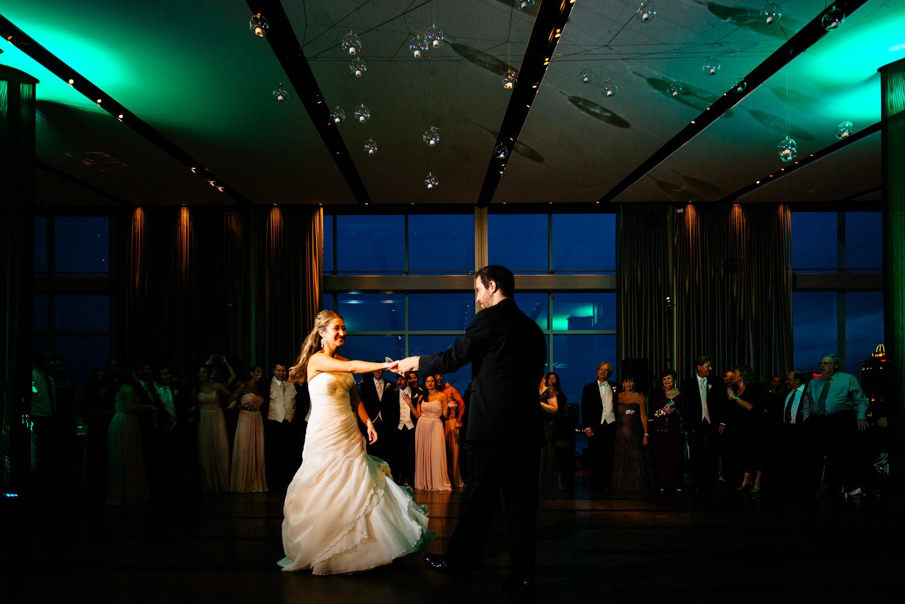 one atlantic wedding