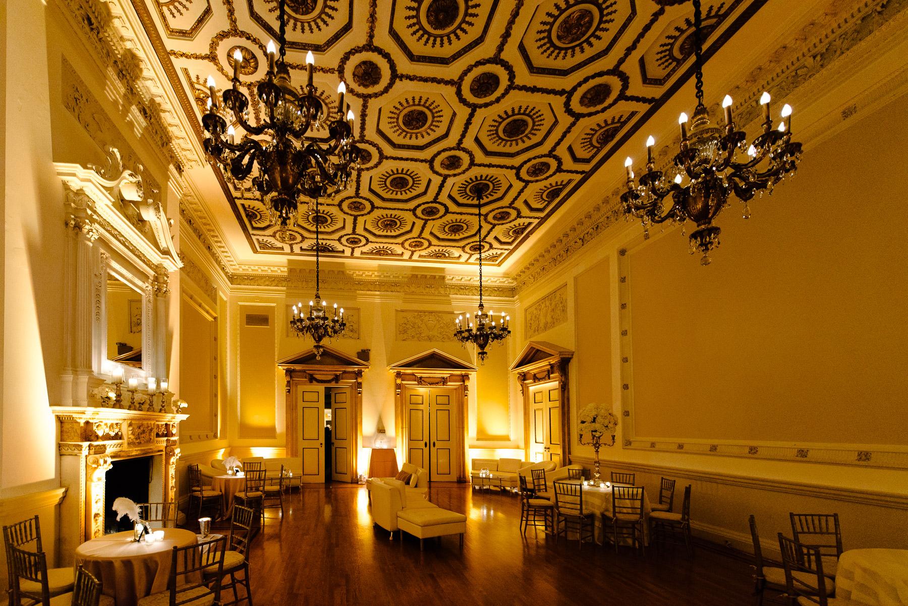 stotesbury mansion wedding