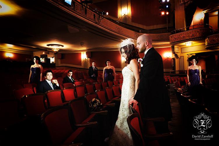 vintage brigalias wedding