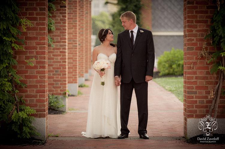 constitution center wedding