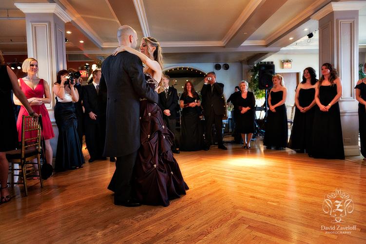 manhattan penthouse wedding