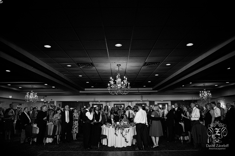 north hills country club wedding
