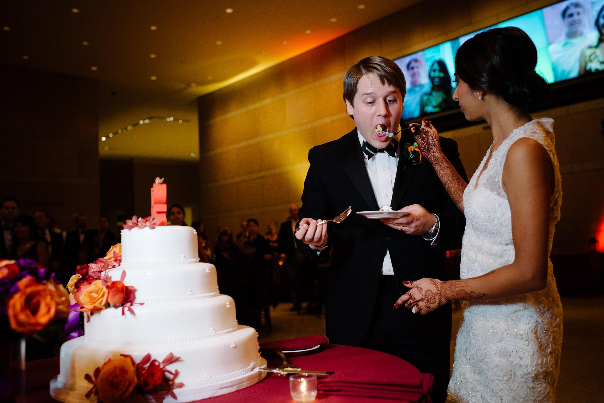 Philadelphia Constitution Center Wedding