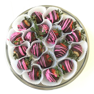 Yes, we do CHOCOLATE covered STRAWBERRIES too!