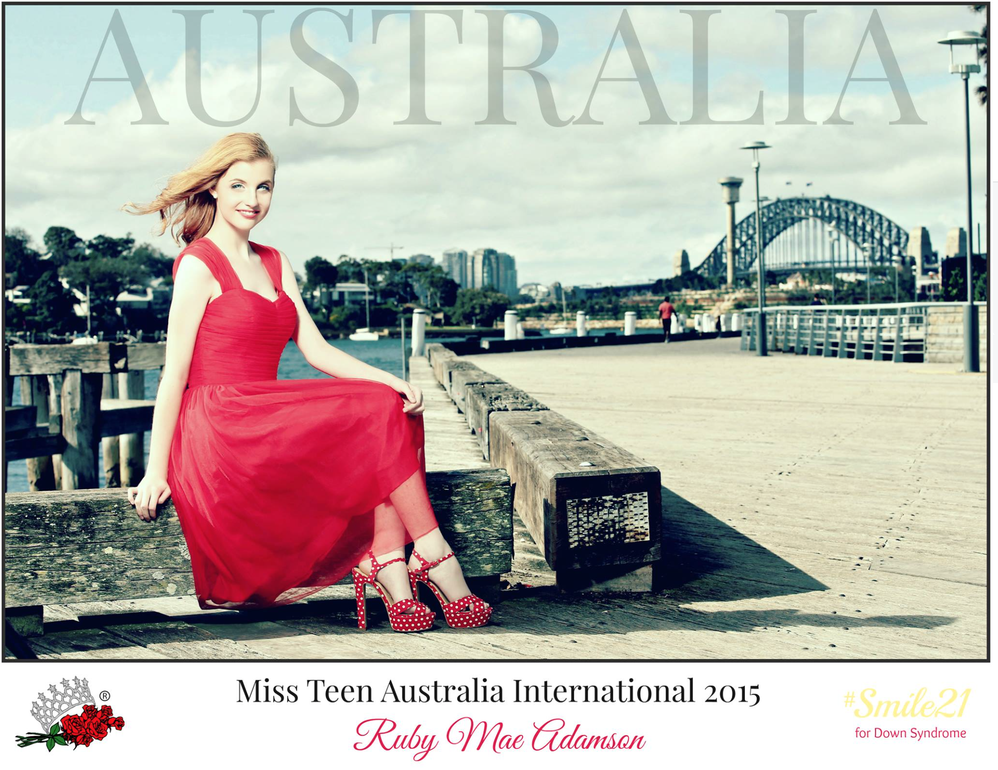 The Australian International Pageants