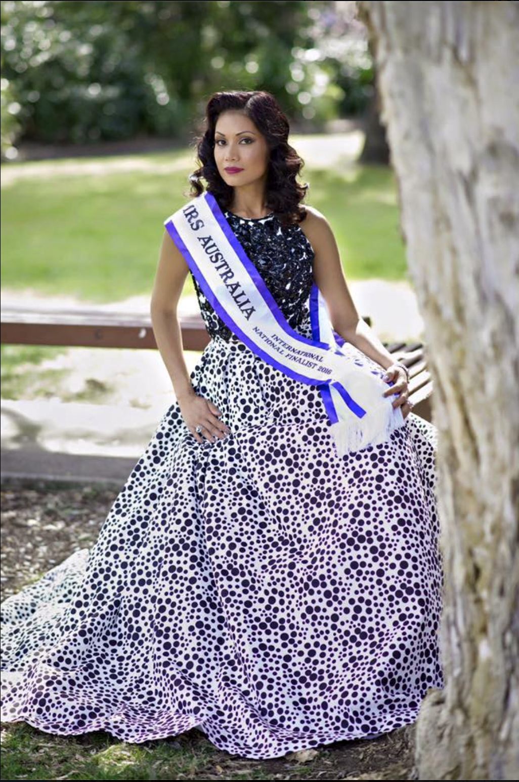 Mrs Australia International National Finalists 2016 Sophia Sarkis