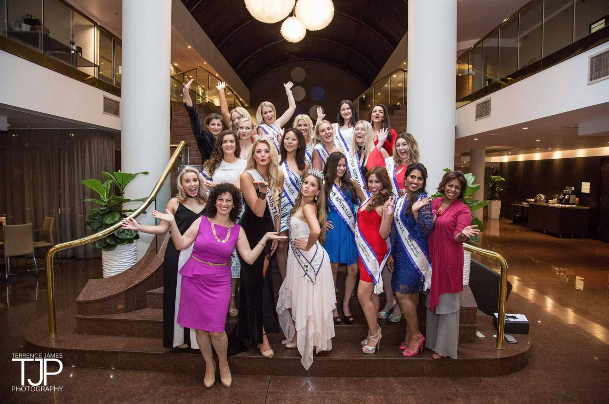 2016 Title holders & 2017 finalists