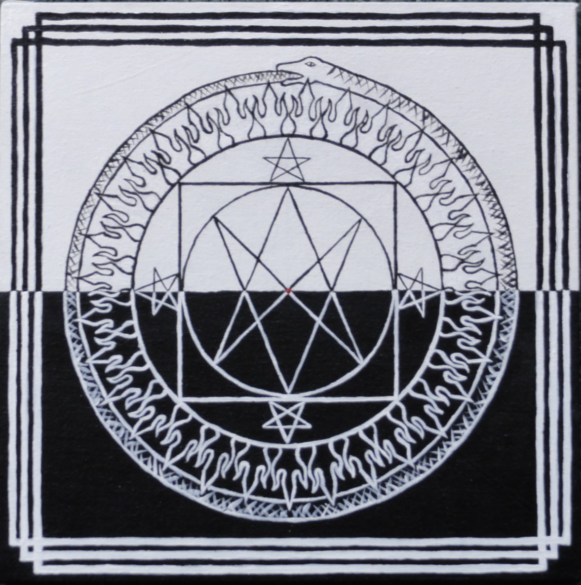 Thelemic Yantra