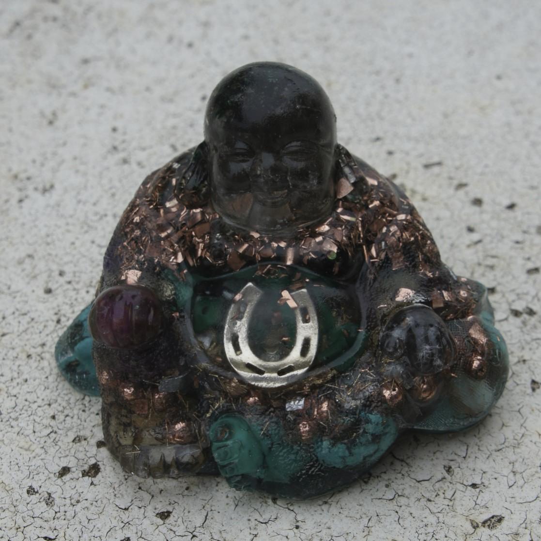 Orgonite Buddha