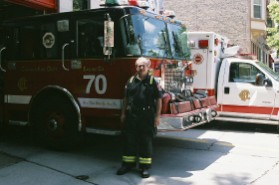 Chicago Firefighter since 2000