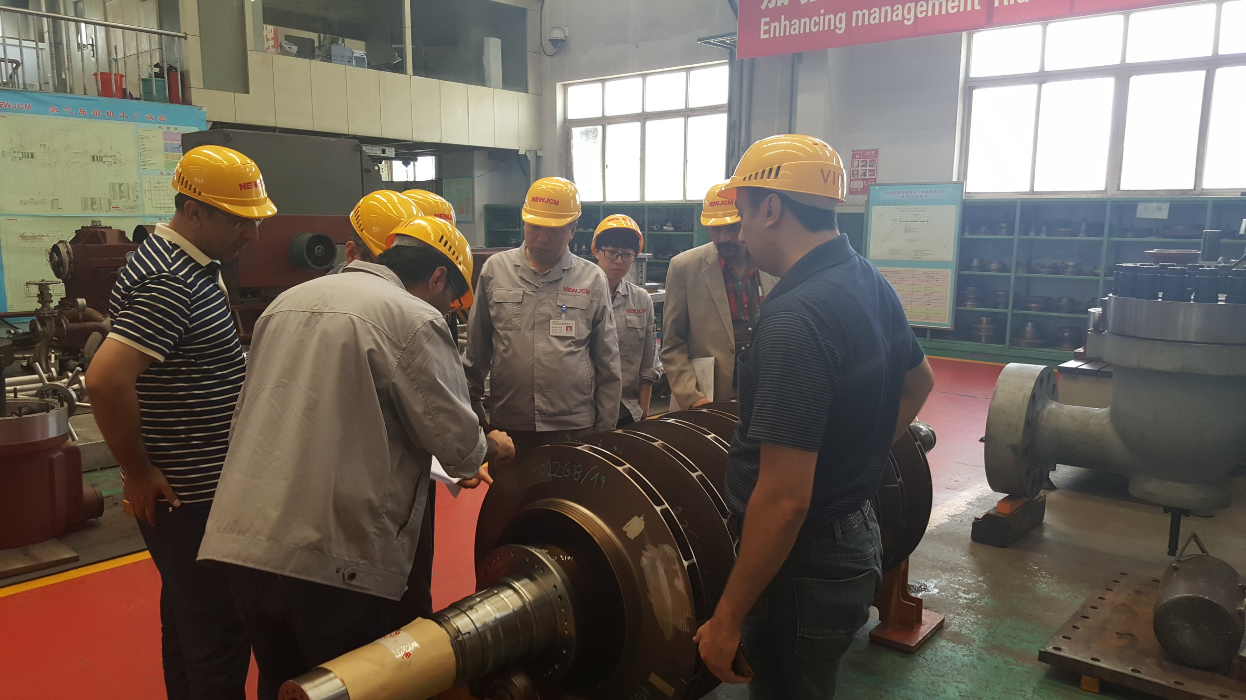 Revamp/Re-engineered of GENP Syngas compressor for Coal gas Syngas Plant