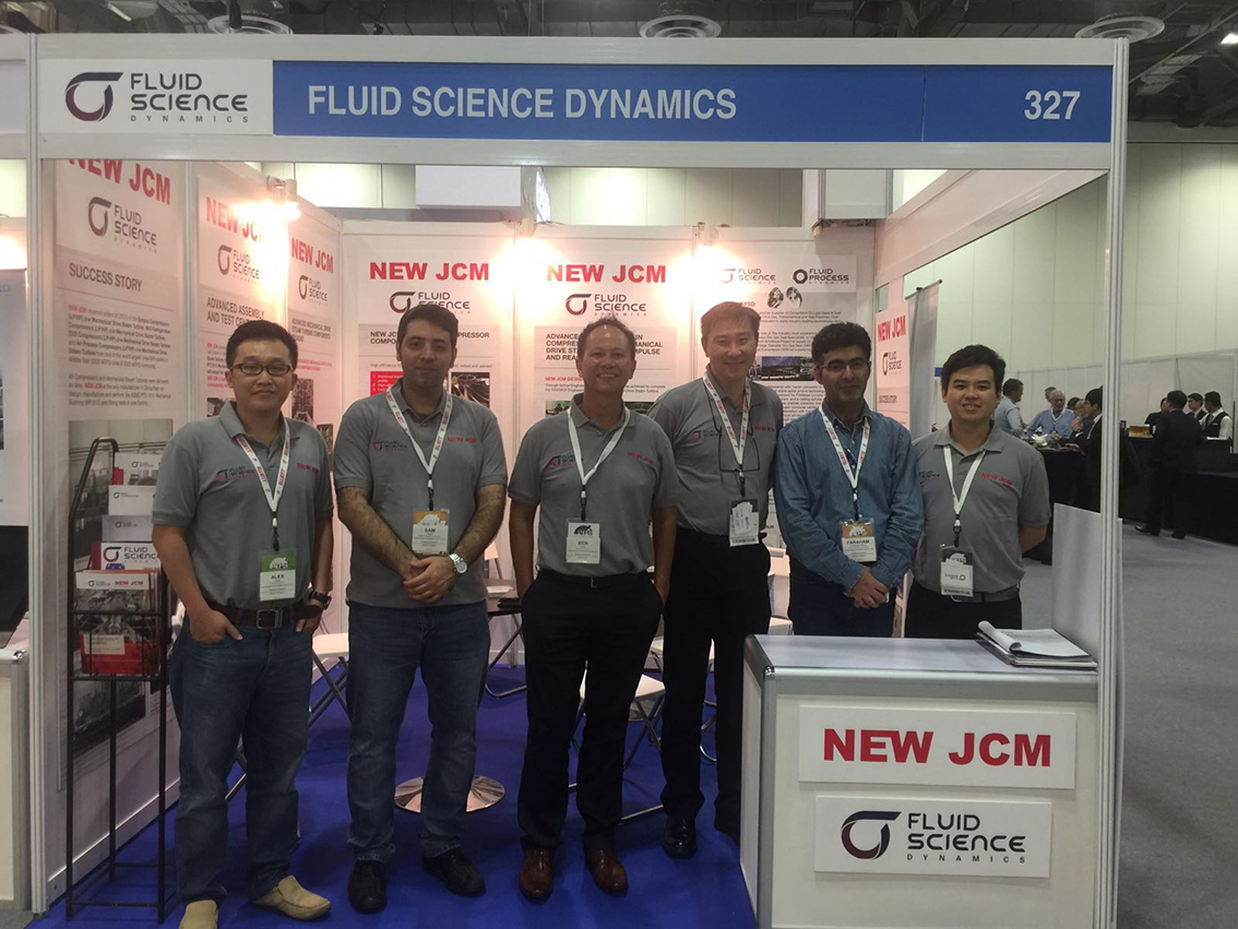 2016 Asia Turbomachinery & Pump Symposium -