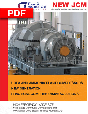 NEW JCM Urea and Ammonia brochure