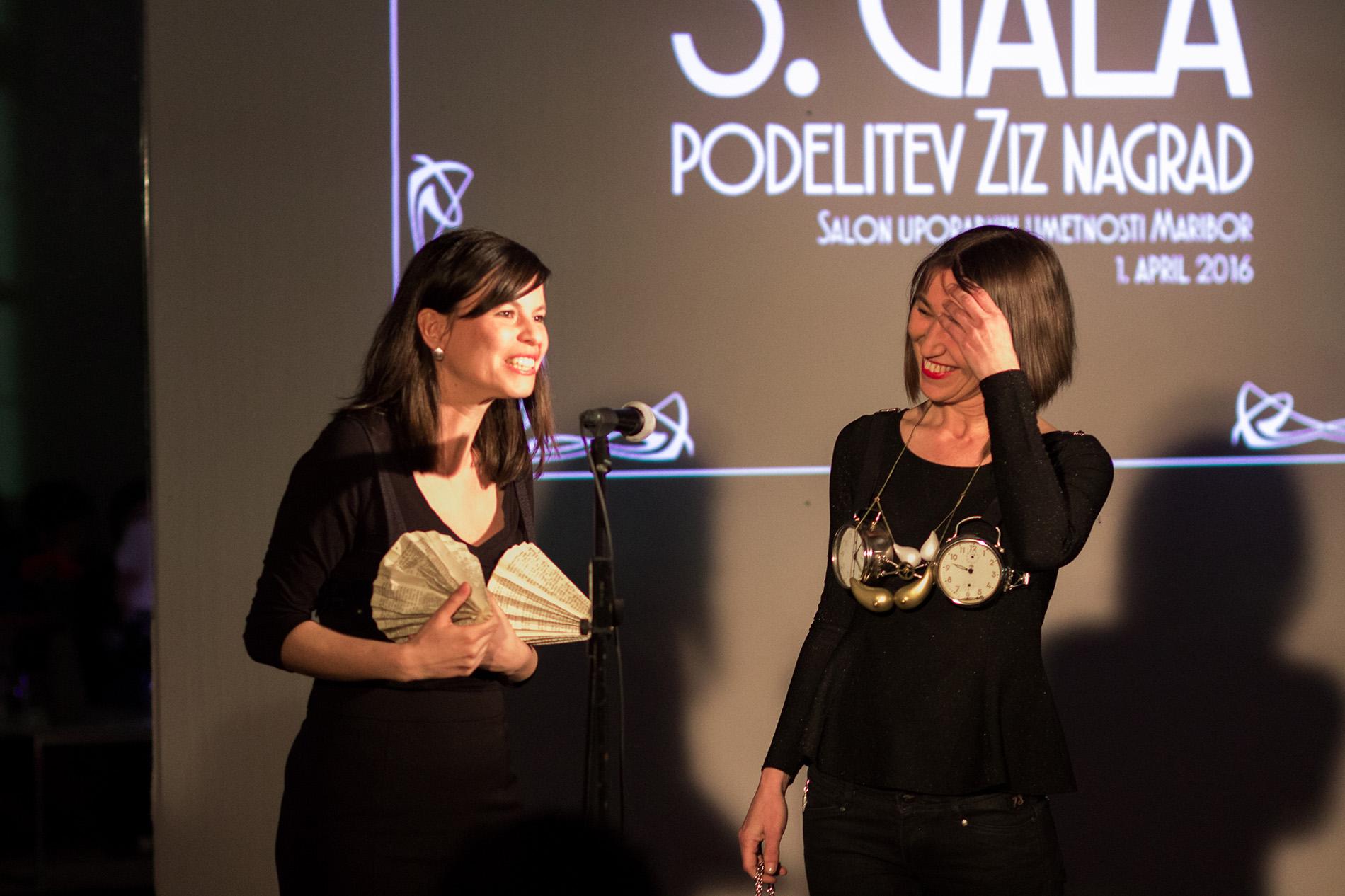 Gala podelitev ZIZ nagrad 2016