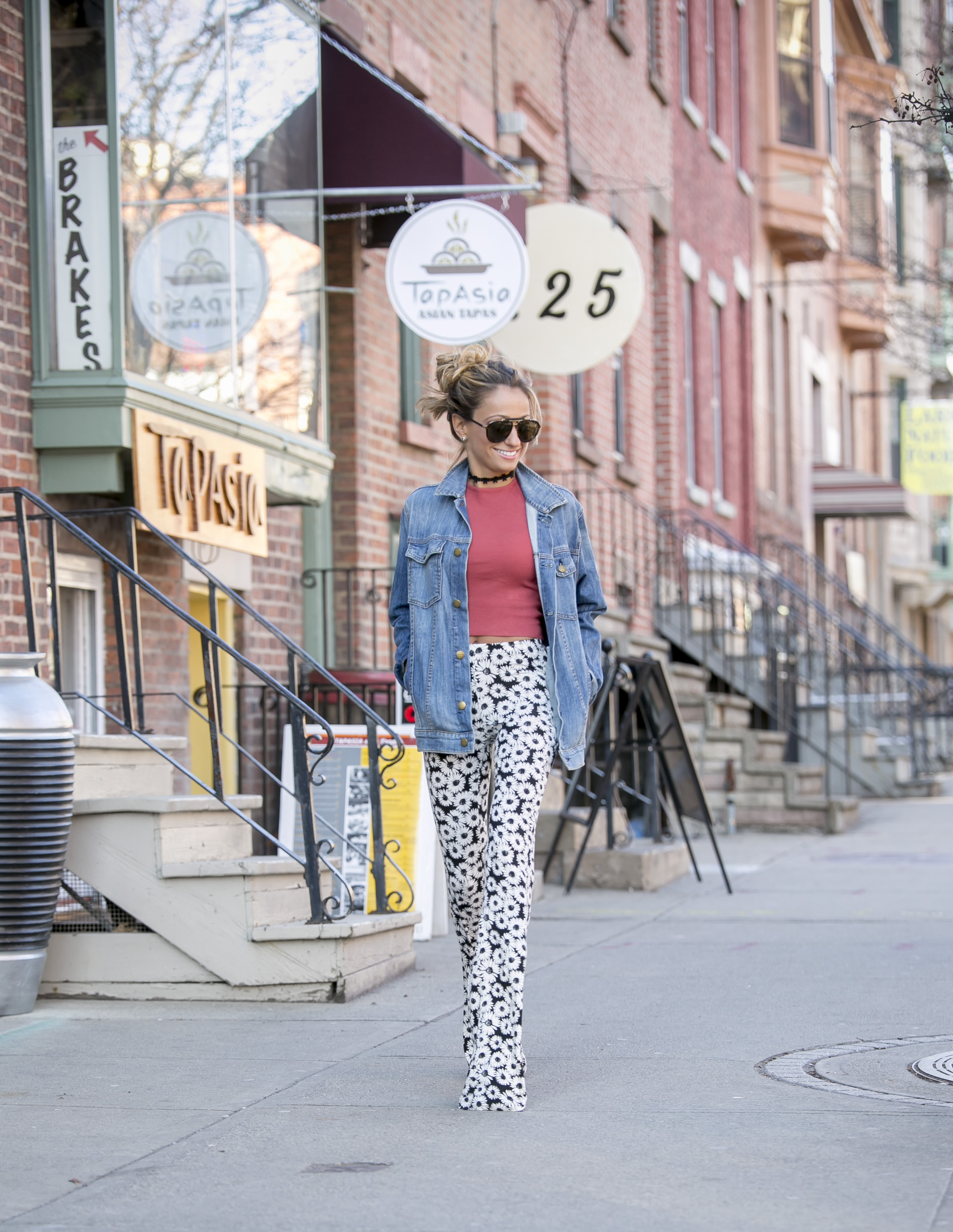 Forever21 look by blogger Lauren Recchia of North of Manhattan