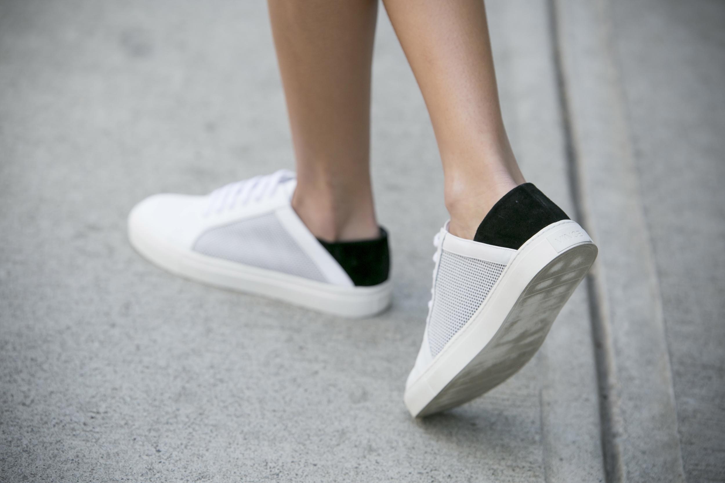 Dress: Rag&Bone |Sneakers:Vince( similar )|Bag: Fendi |Sunnies:J.Crew x Illesteva (sold out)    Dino Petrocelli Photography