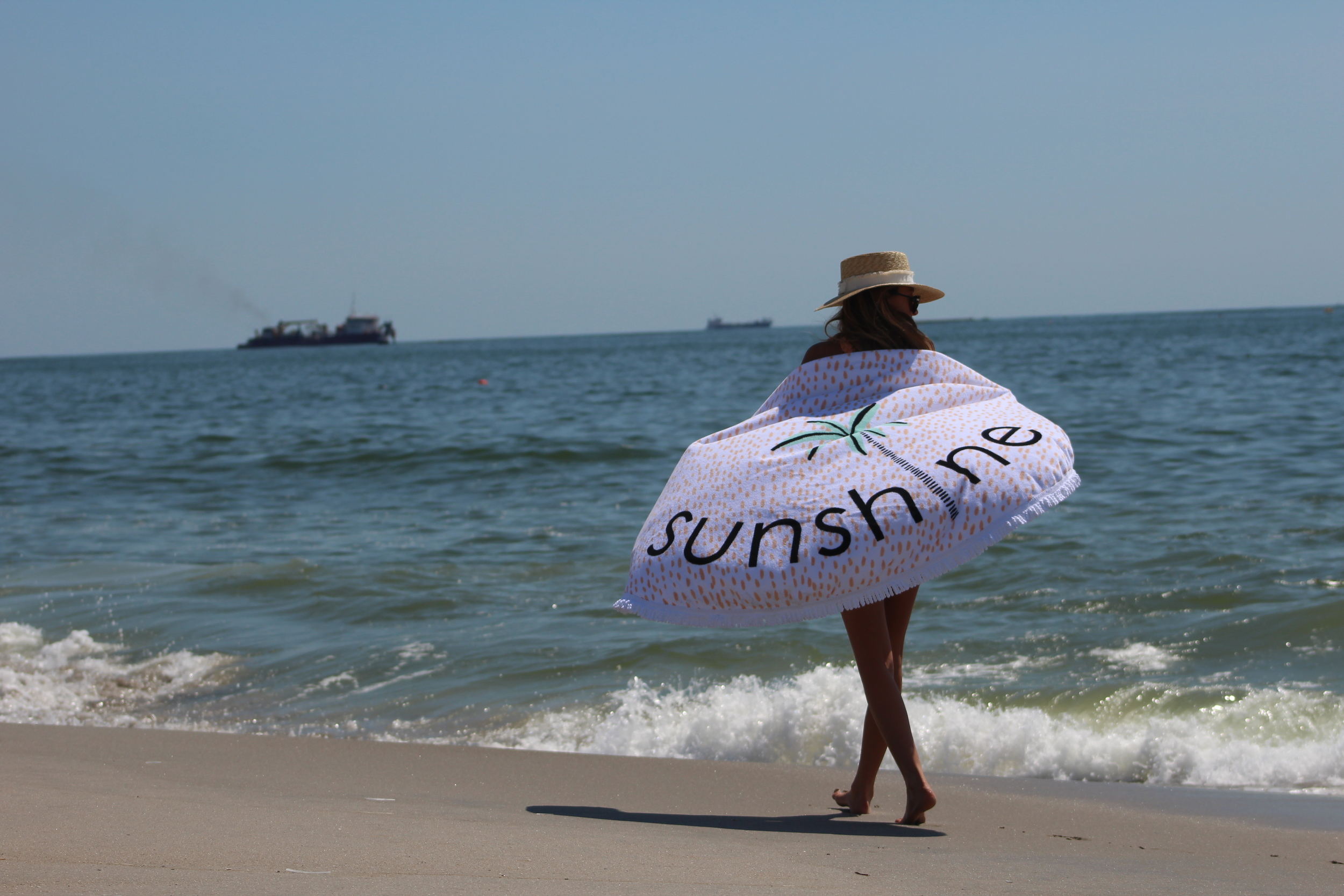 Lolli swim beach towel