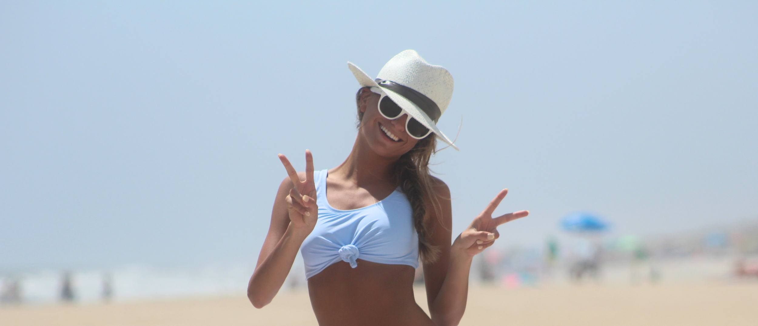 peace from the beach