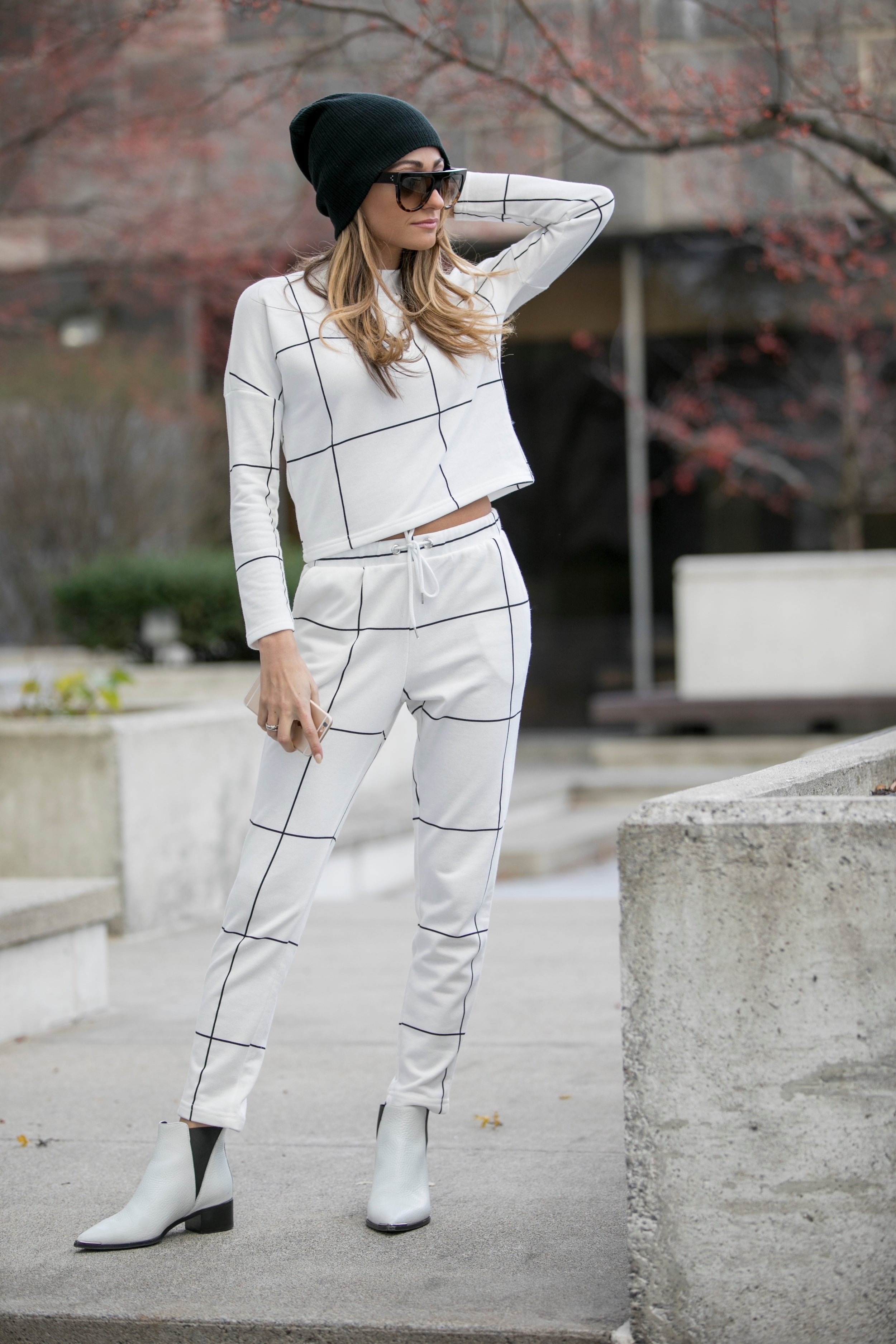 track pant fashion trend