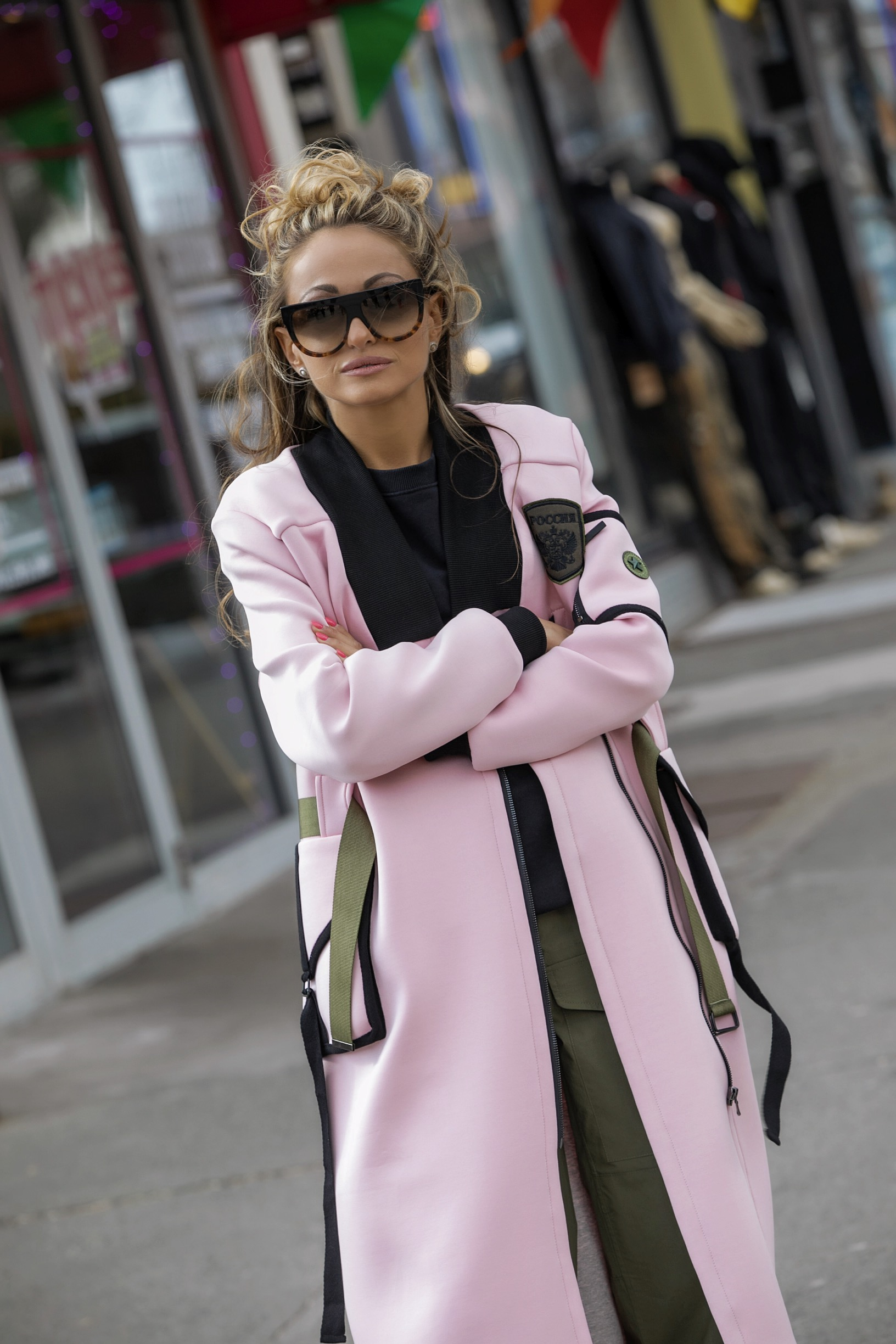 military style streetstyle