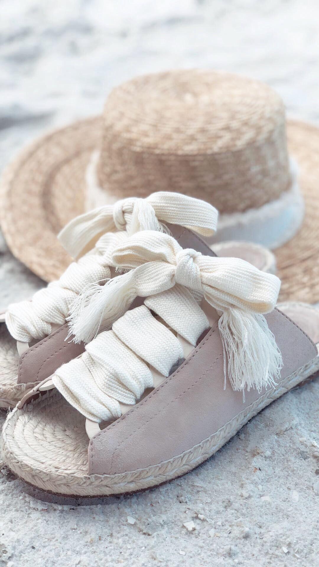 Rag & Bone Hat (older)//  Love This  | Chloe   Sandals