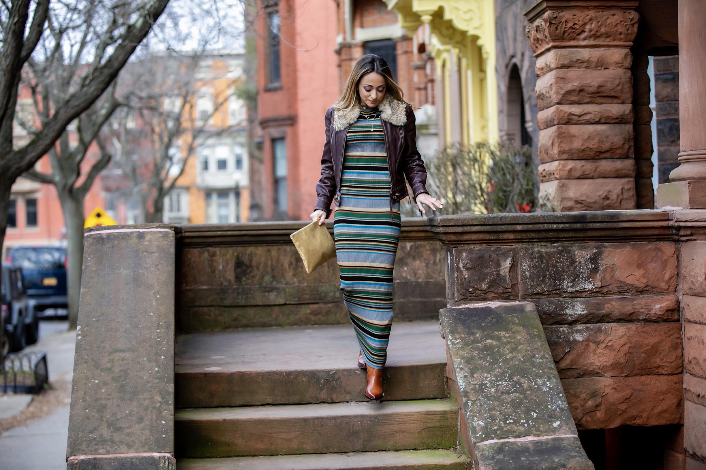 Ronny Kobo Tilda dress