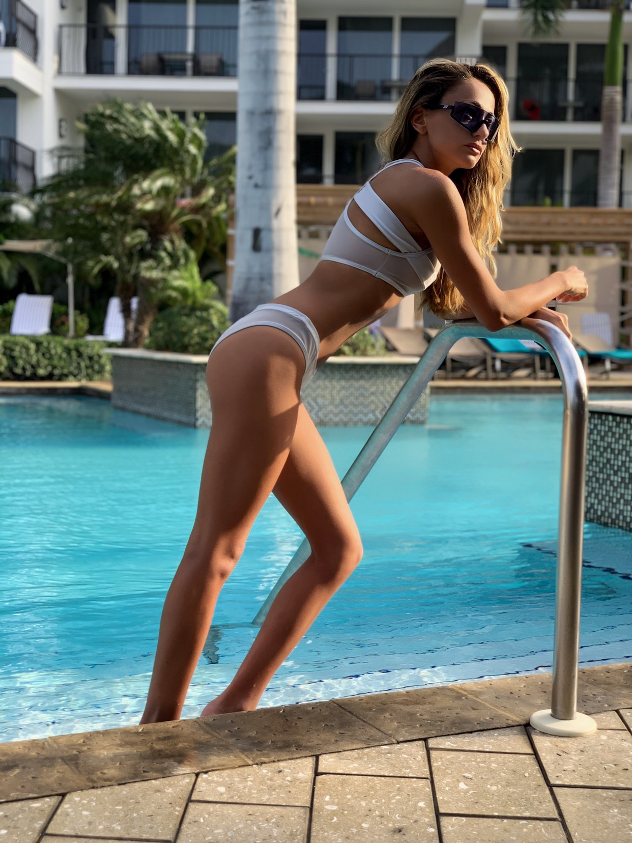 Iztali Swim |   Westward Leaning glasses