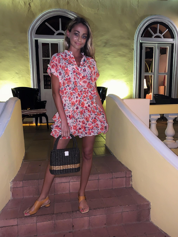 Dress:   Misa  | Sandals: Reike Nen (older/  similar  )