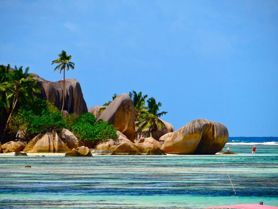 A photo from my time spent in the Seychelles Islands
