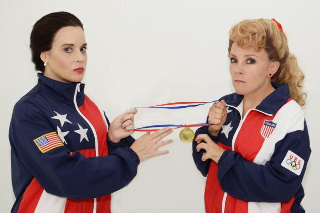 Jenna Leigh Green & Tracy McDowell