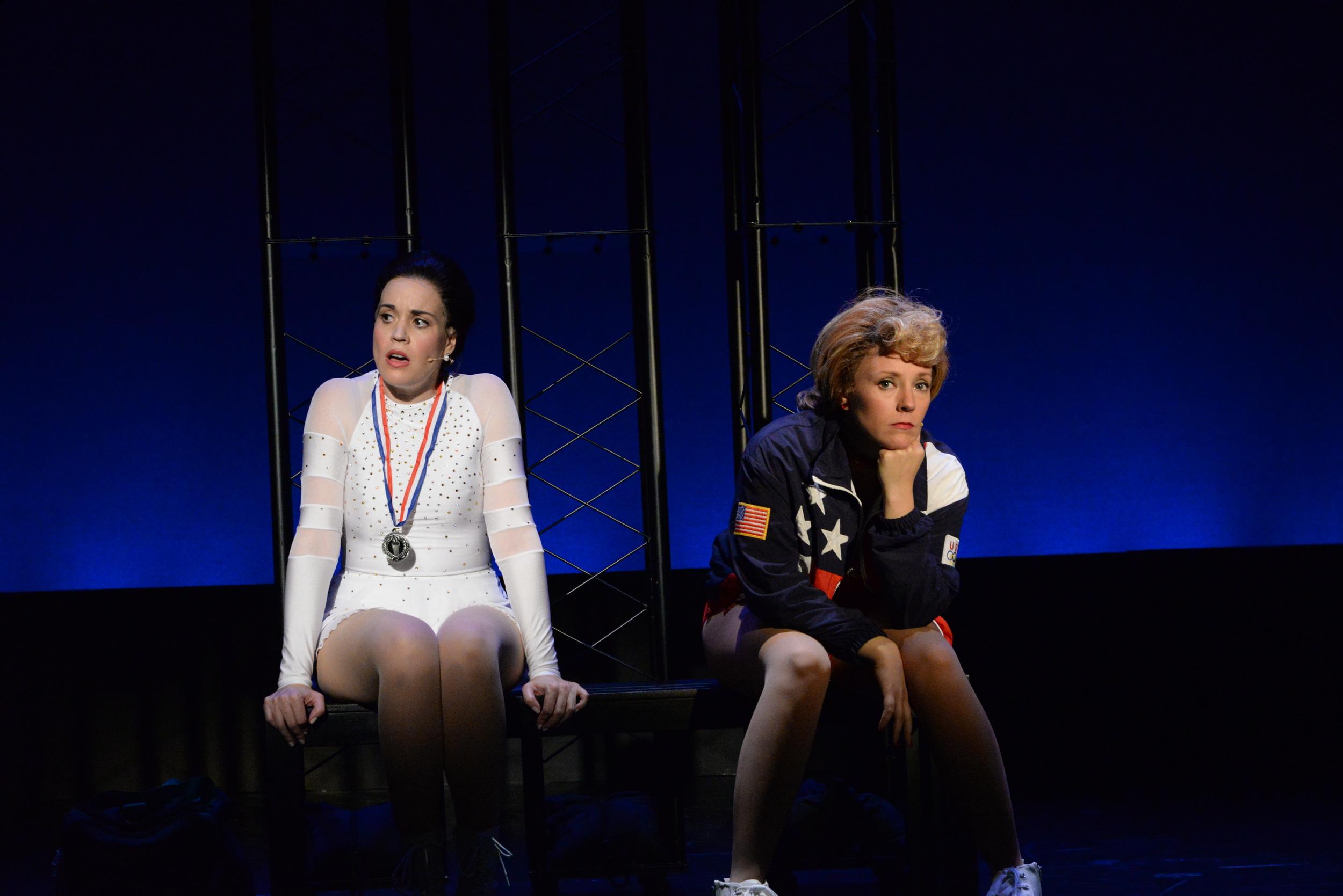 Jenna Leigh Green (Nancy) & Tracy McDowell (Tonya)