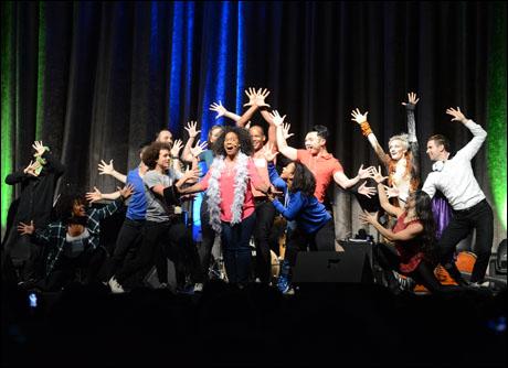 BroadwayCon Opening 2016
