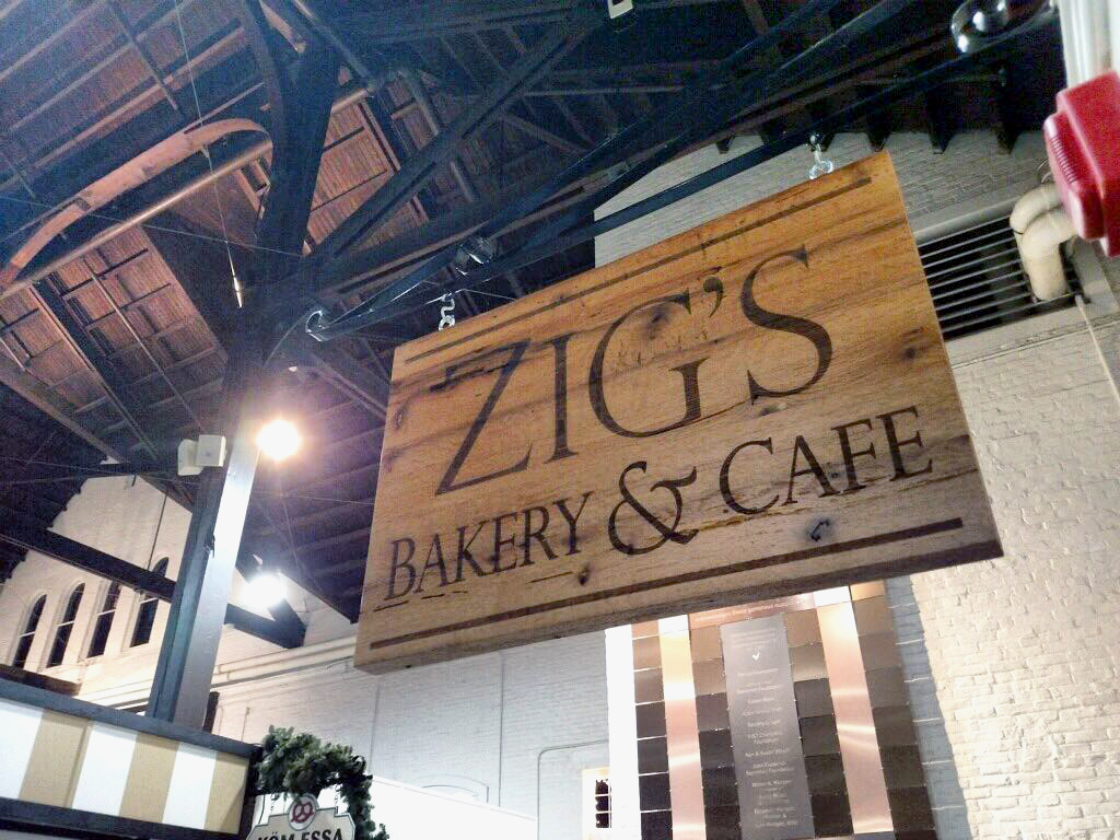 zig's bakery & cafe