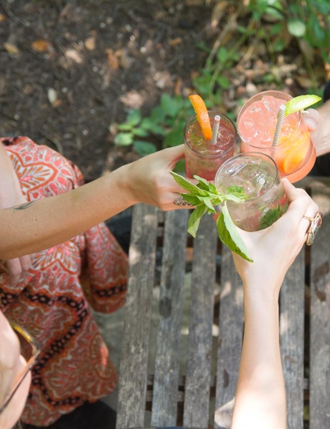 austin event bartender cheers