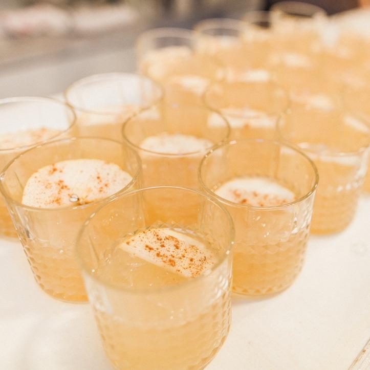 austin mobile bar drink slingers glassware