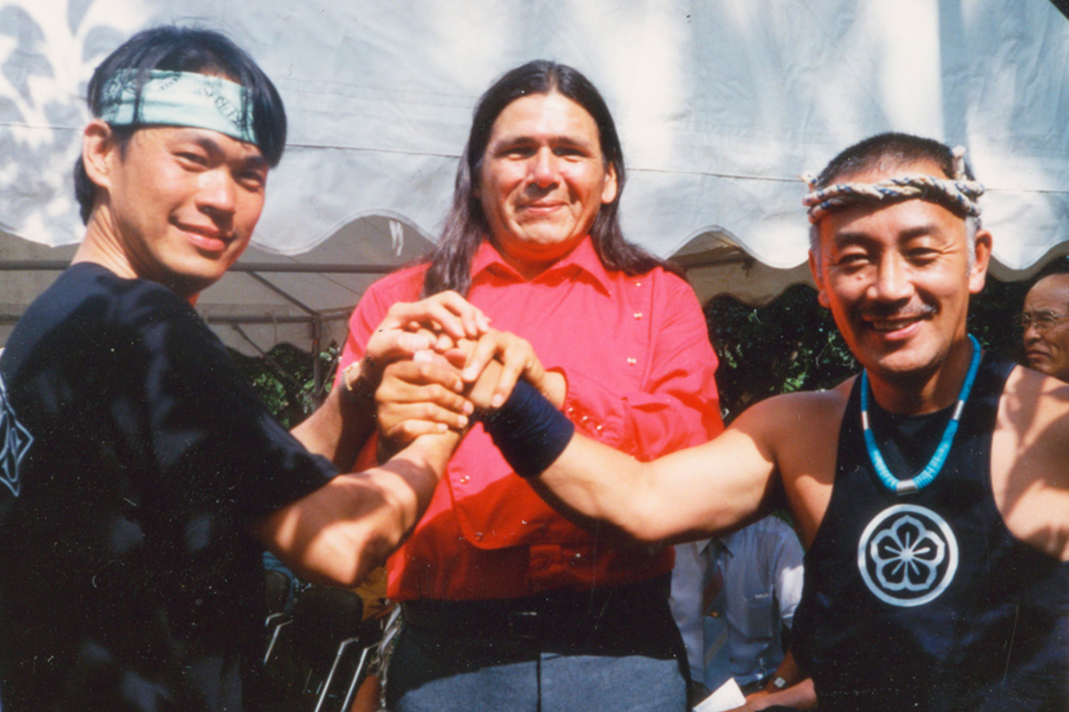 Late Dennis Banks, 1990s
