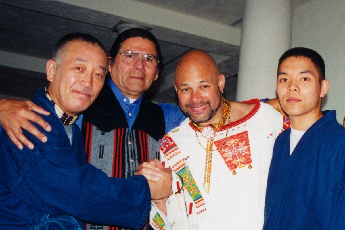 Late Dennis Banks, Narada Michael Walden, 1997