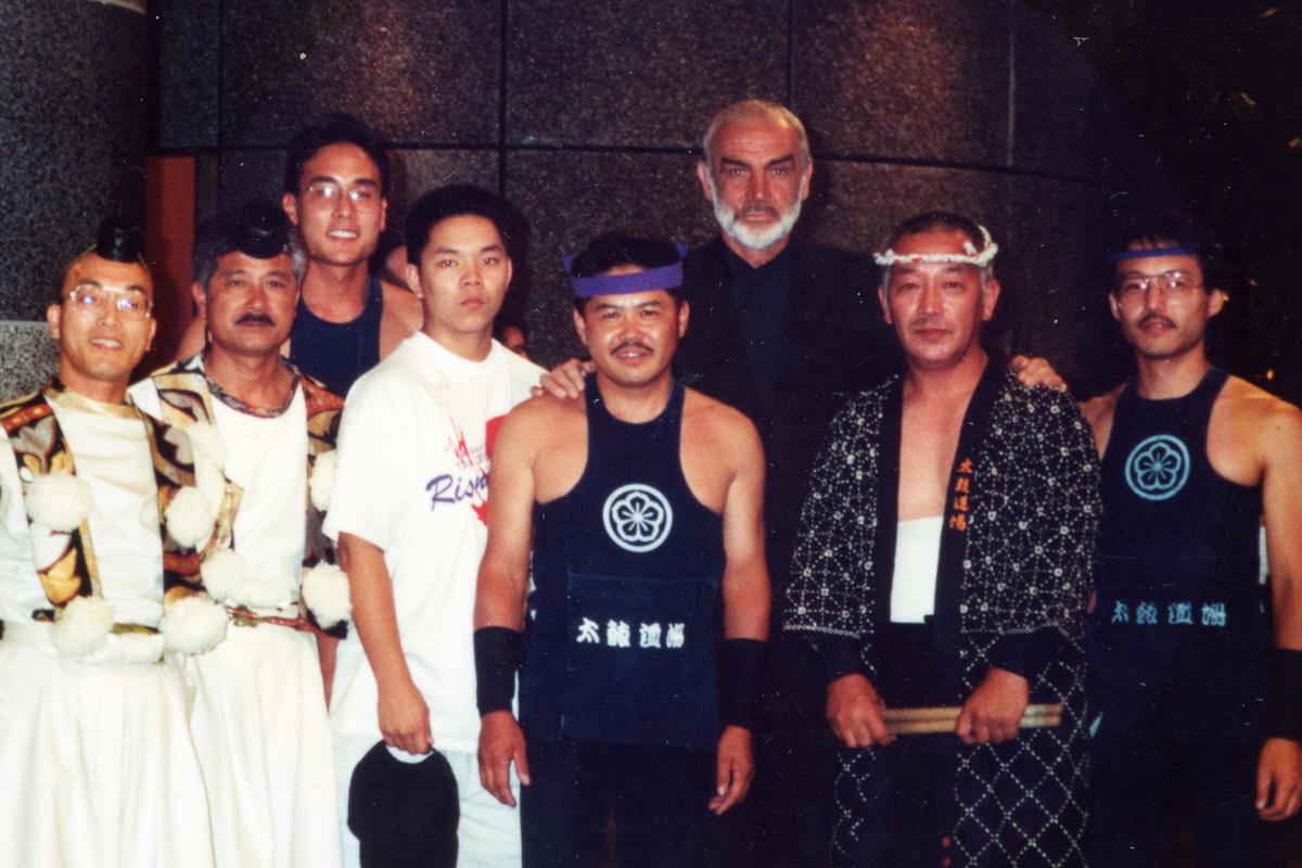 Sean Connery, 1993