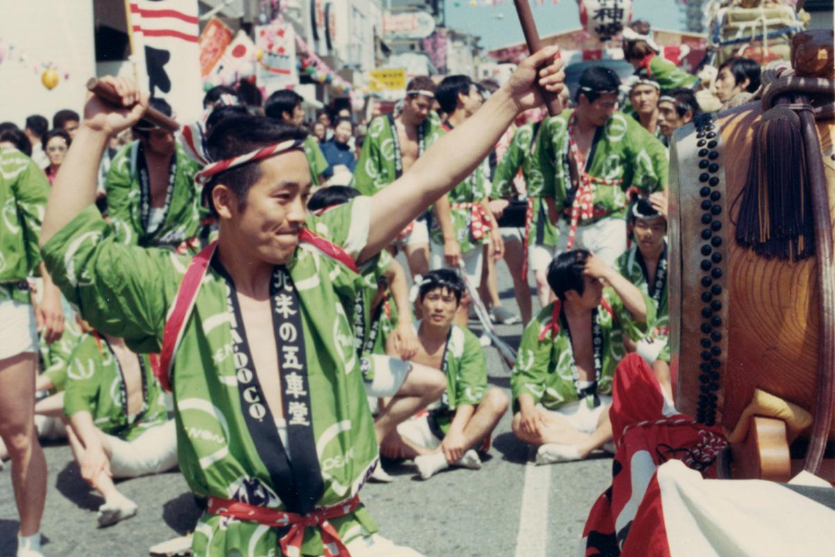 Cherry Blossom Festival, 1969