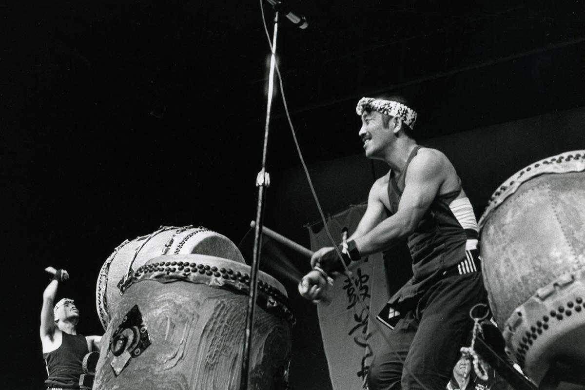 10th International Taiko Festival, 1978