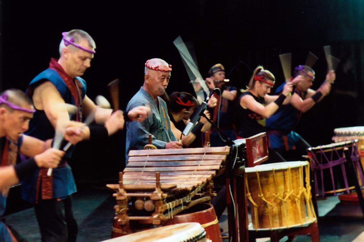 International Taiko Festival, 2005
