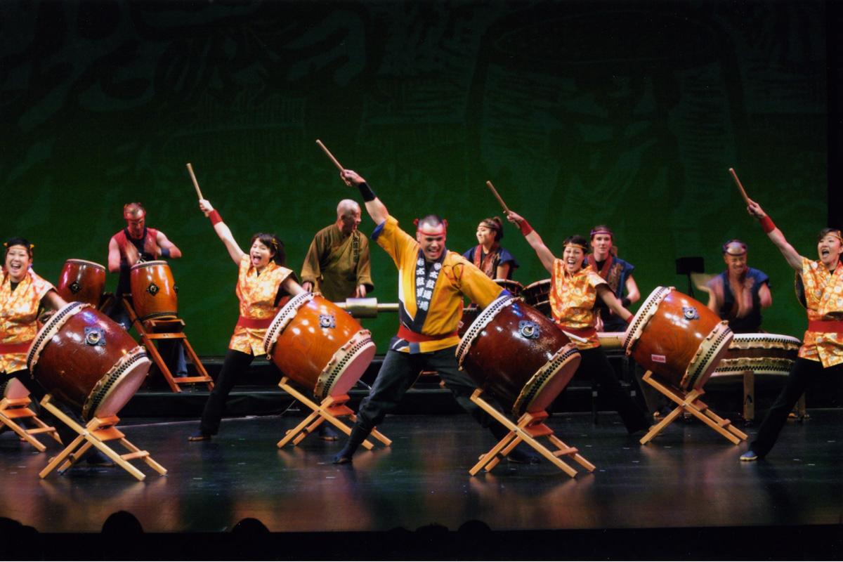 International Taiko Festival, 2007