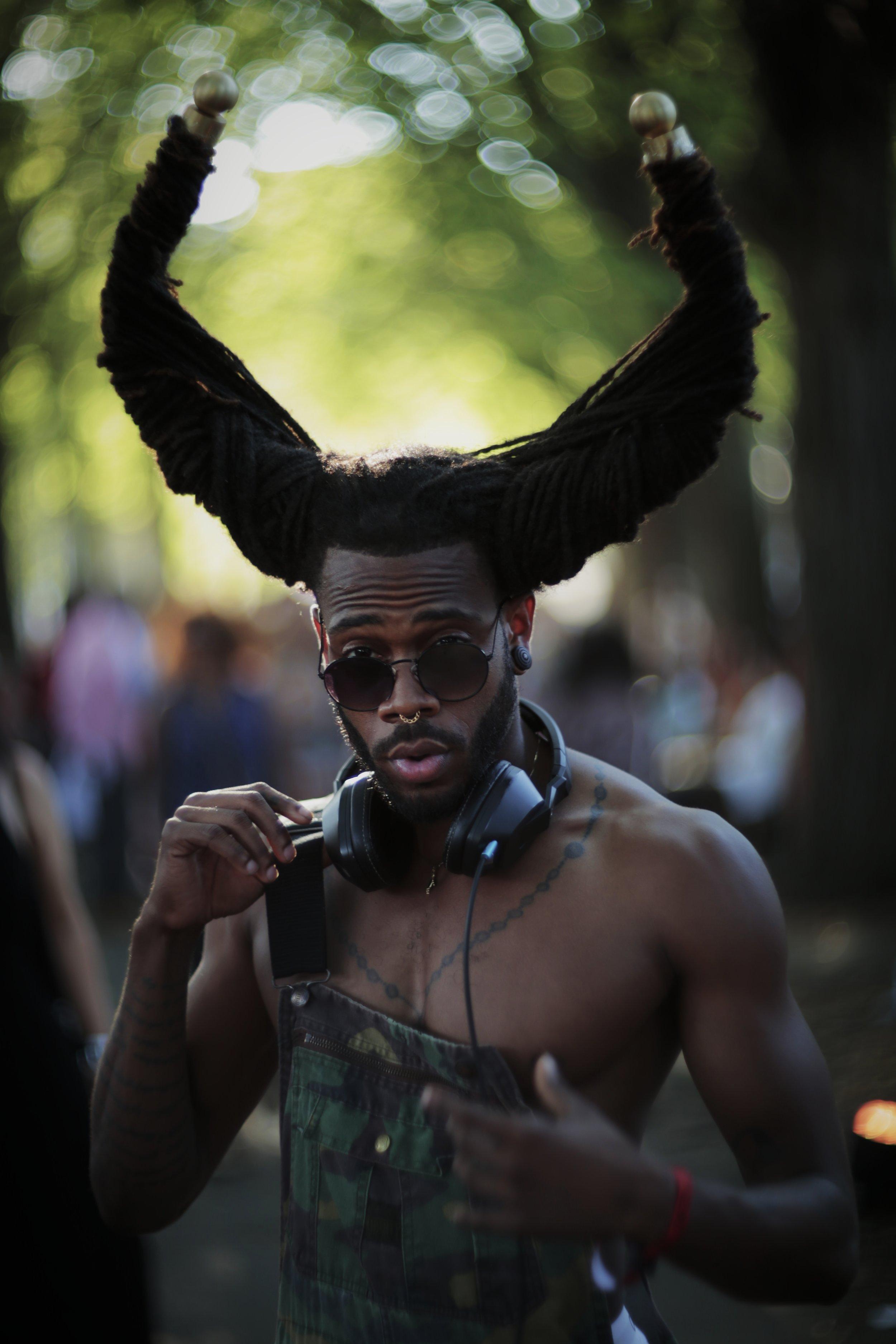 Afropunk Horns
